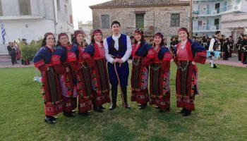 Γυναικείες φορεσιές Μεταξάδων Θράκης