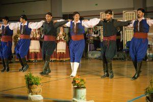 Tελετή λήξης των χορευτικών τμημάτων του Δήμου Αγρινίου